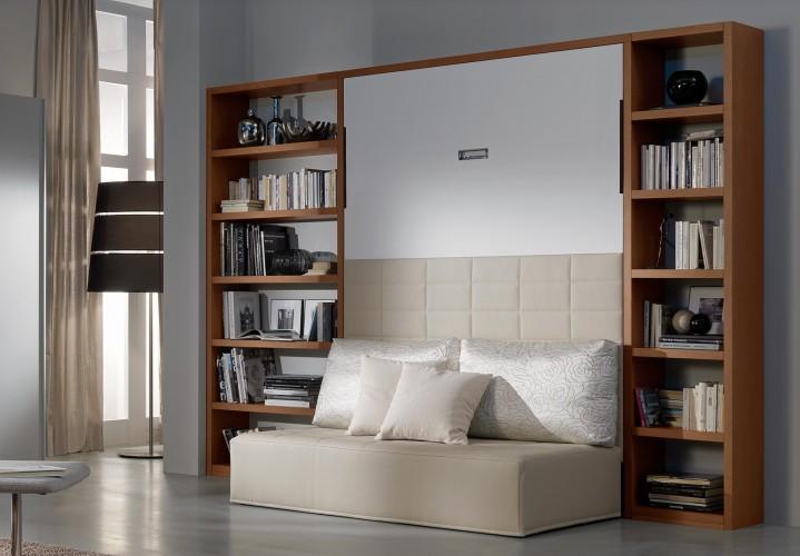 Letto A Scomparsa Con Divano Ikea : Letto matrimoniale richiudibile ikea divano divani letto
